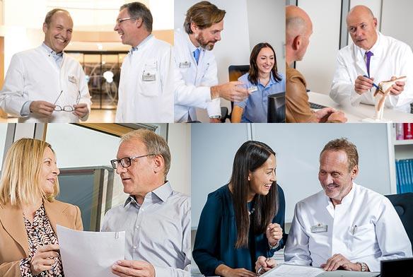 Лучшие врачи : Лечение в клинике Этианум проводят специалисты в своей области, признанные во всем мире