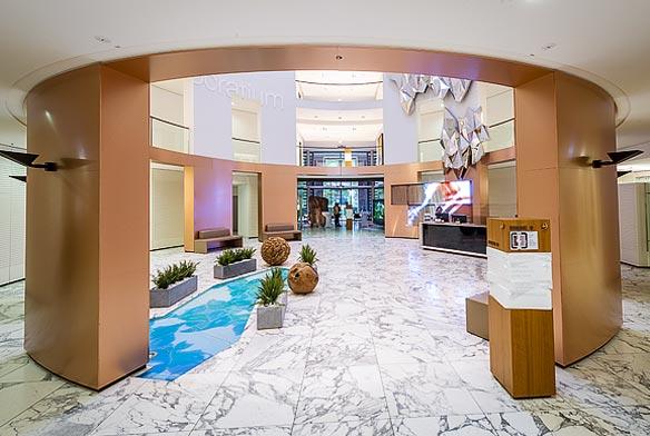 Ультра-современная клиника в Германии с роскошным 5-звездочном отеле
