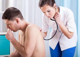 При кашле болит спина - что делать ?